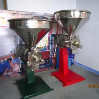 Máy xay cà phê 200kg/giờ - MX200 - Huca Food - Quy Mô Công Nghiệp