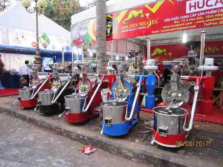 may rang xay ca phe hucafood (1)