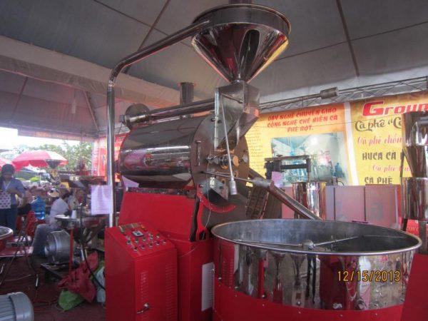 Mua máy rang cafe 60kg Huca Food (3)