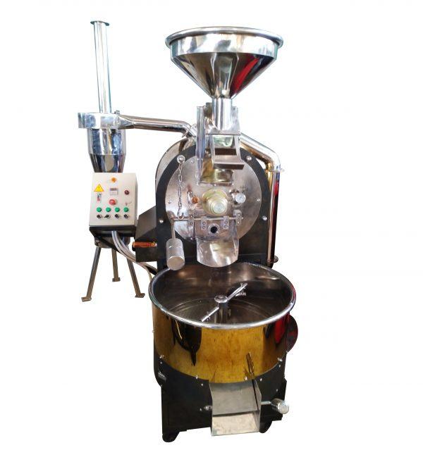 Máy rang cà phê, cafe hot air 10kg/mẻ