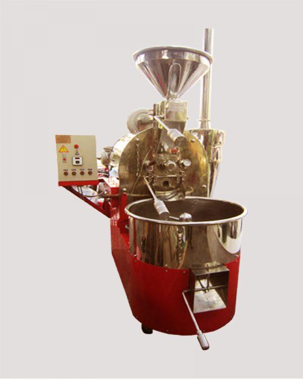 Máy rang cà phê hucafood