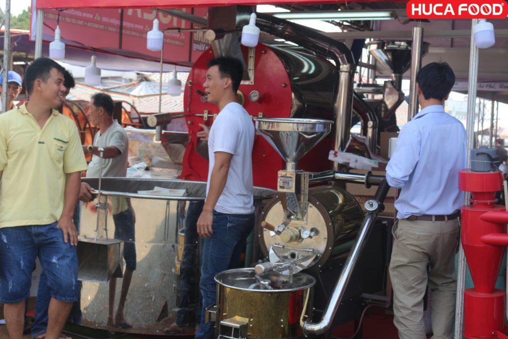 Máy-rang-cà-phê-5kg-cafe-5kg-huca-food-2019