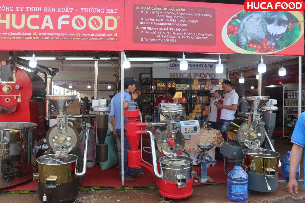 Máy rang cà phê 3kg của Huca Food: An toàn, Chất lượng, Giá tốt