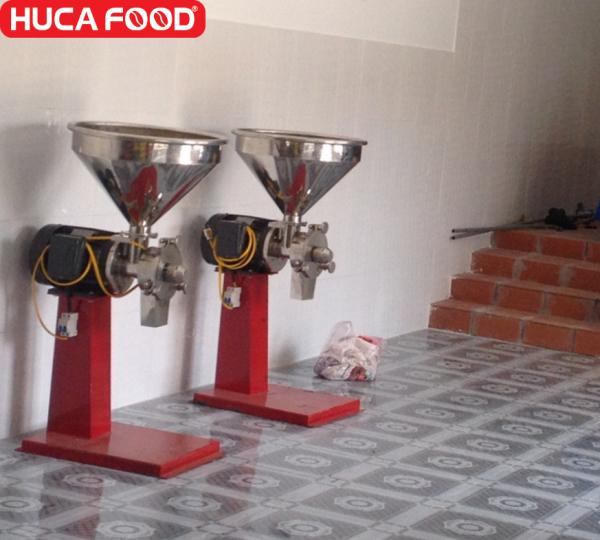 Máy xay cà phê 180kg/giờ - Huca Food