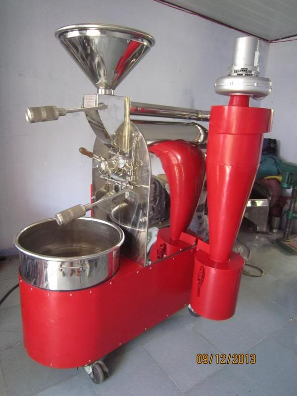 Mua máy rang cafe 10kg Huca Food (3)