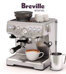 Máy pha cà phê Breville 870 Giá Tốt 2019 (2)