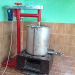 Máy nấu caramen Huca Food (3)