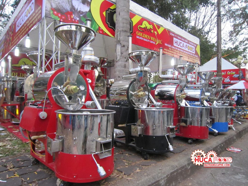 Mua máy rang cà phê ở tại tp.Hồ Chí Minh