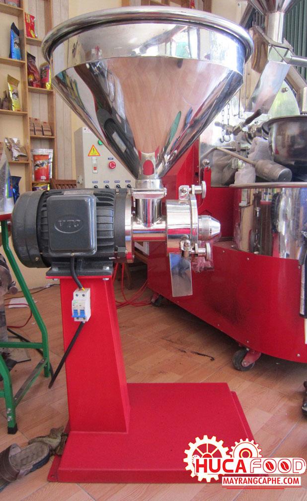 Kiểu dáng máy xay cà phê Huca Food