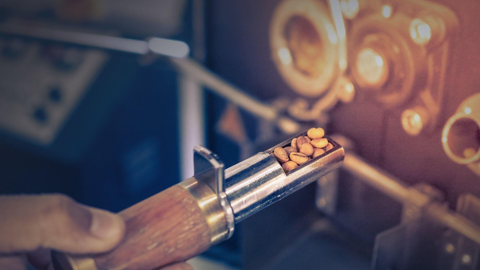 Cà phê hạt rang Huca Food