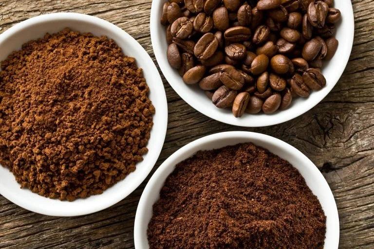 Quy trình chế biến cà phê Huca Food