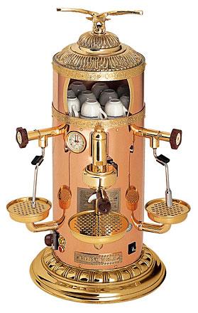 Máy pha cà phê dạng bình lọc thô sơ