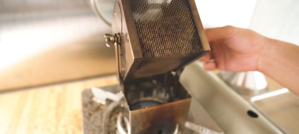 Cách chế biến cà phê tại nhà – Không dùng máy