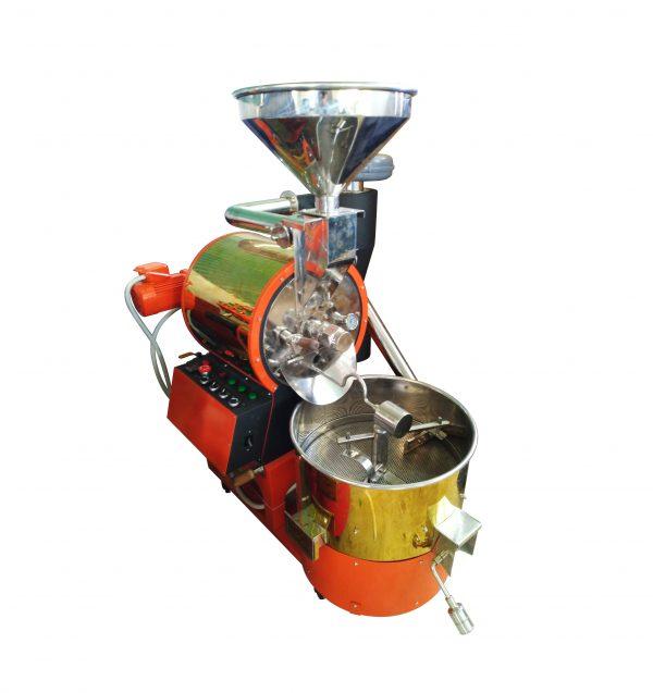 Máy rang cà phê 5kg 6kg/mẻ - Hot Air - Huca Food