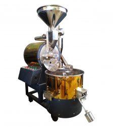 Máy rang cà phê 6kg/mẻ - Hot air - Giá tốt